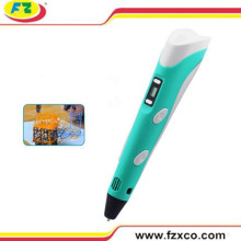 Hot Sell Factory Price Cheap Plastic 3D Scribbler Pen
