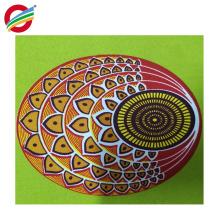 Tissu tissé imprimé de cire de couleurs vives résistant aux rétrécissements à vendre