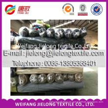 Tela de la acción del taladro del spandex del algodón de la promoción de los fanáticos para la ropa