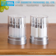 QB-ES07 eliquids 7 ml x 6 cabelo cuidados pele facial óleo essencial coletados pe frascos conta-gotas plástico