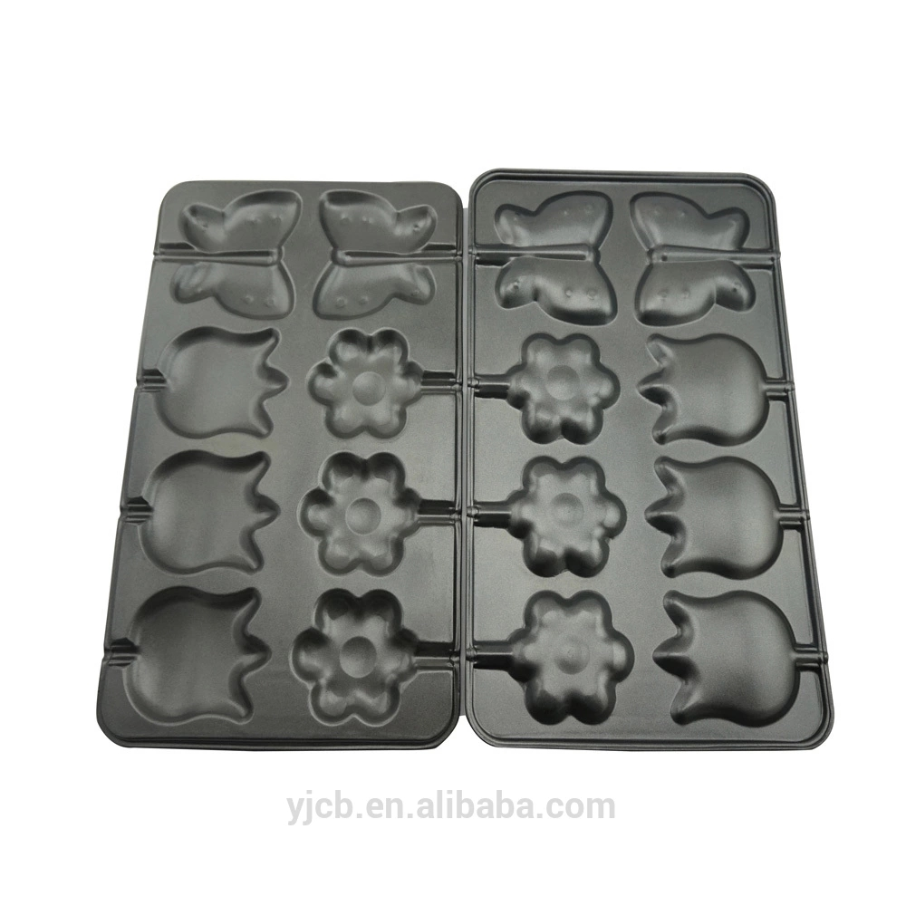 Chocolate Mold With Two Sheet