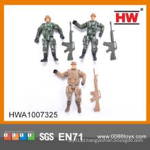 2015 boa qualidade 12 centímetros jogo de soldado de brinquedo
