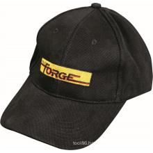 Baseball Cap Black with Forge Logo Gym Equipment OEM