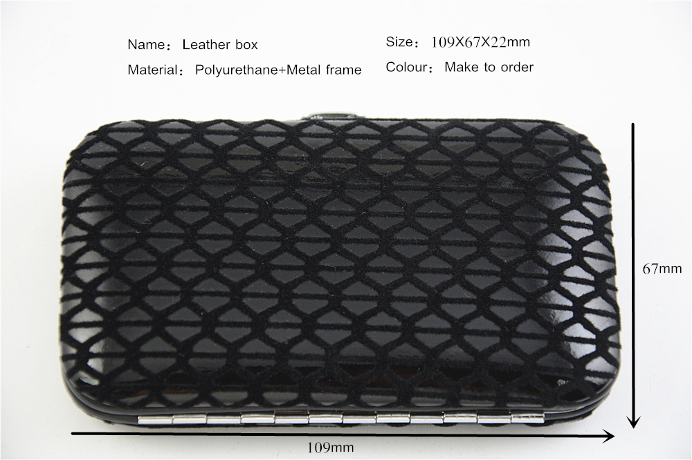 Leather Case Black