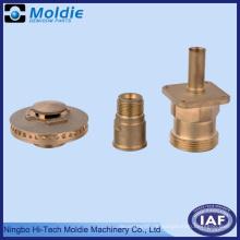 CNC-Kupfer-Bearbeitungsteil für sauberes System