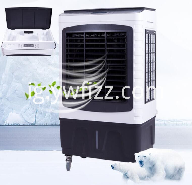 Domestic Solar Air Refrigerator