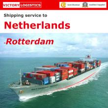 Организация контейнерных перевозок из Китая в Нидерланды