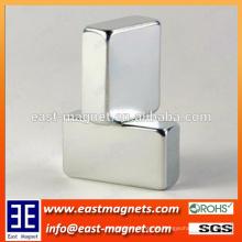 Ncustom N35 ~ N52 Grad Blockform Permanentmagnet / Sinterblock Neodym zum Verkauf