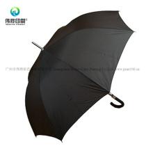 Custom Printing Long Handle Straight Promotion Golf Umbrella