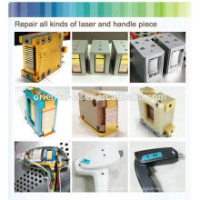 Palomar / Lumenis / synosure / Lutronic / candela / Syneron Laser Stack Handle Repair profesional