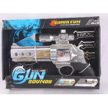 Электронный игрушечный пистолет 28,5 см
