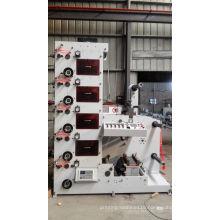 Flexography Printing Machine (ZB-320-5 Color)