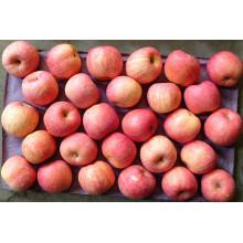 Knuspriger frischer köstlicher roter Stern-Apfel