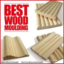 Dekorative Holzformteile Massivholzformteile Geprägte Holzformteile
