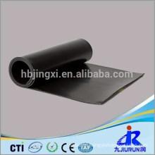 Black CR rubber sheet--neoprene rubber sheet