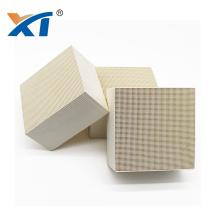 Porous Cordierite Honeycomb Monolith Heat Storage for RTO/RCO