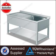 Fabricado Single / Double Restaurant Stainless Steel Trough Sink