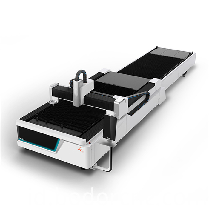 Exchange Platform Laser Cutting Machine