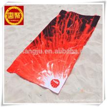 Serviette de yoga imprimée chaude tissu de haute qualité en microfibre suède chaude Serviette de yoga imprimée haute qualité