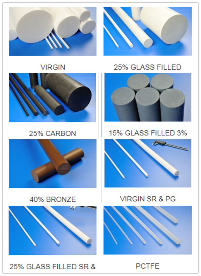 ptfe filled rod