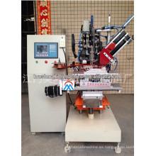 taladradora automática del ordenador de 3 ejes del CNC para la escoba y las clases de cepillos