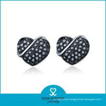 2014 Newest Design Heart Designs Earrings