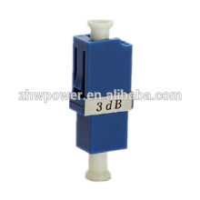 Alimentation en usine singlemode 5dB 7dB 10dB 15dB 30dB Atténuateur à fibre optique LC / UPC