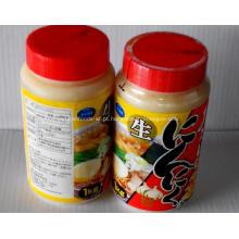 Pasta de alho refrigerados tempero purê