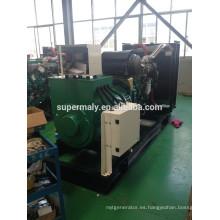 Generador diesel 250kilowatt del comienzo automático para la venta con precio de fábrica por el motor de Ricadra / Yuchai / weichai / wudong