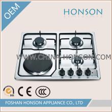 Кухонный Прибор Из Нержавеющей Стали Материал Поверхности Электрическая Плита