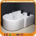 Big Double People Corner Massage Bathtub (CL-325)