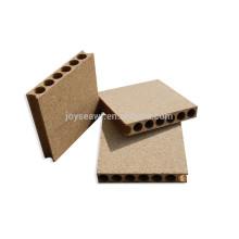 Сосновый материал Пустотелый ДСП для дверной / ДСП ДСП / ДСП для строительства