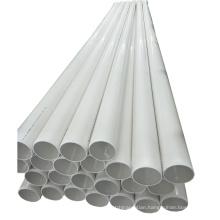 fiber optics 34mm pvc pipe 6mm pvc pipe