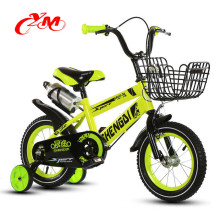 hermosa bicicleta de gasolina niño 12 pulgadas / 4 ruedas bicicletas en venta en sri lanka para bebé / CE bicicleta estándar edad 3-5 niños bicicleta