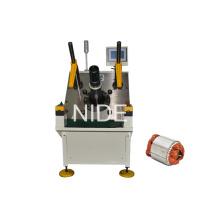 Air conditionneur Motor Stator Semi-Automatic Bobine Winding Inserting Machine