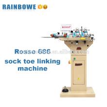 Rosso 686 Sock Toe Linking Machine pour la couture des chaussettes