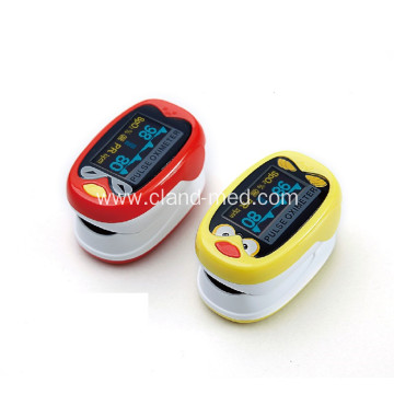 Lovely Children Kids Finger Pulse Oximeter