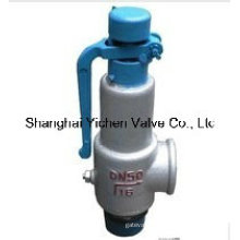 Net Low Pressure Safety Valve for Water, Stream, Gas (A28)