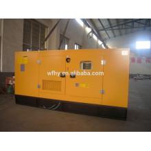 silent type 325KVA diesel generator