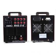 Best Sell High Frequency Mosfet TIG-315 AC/DC Argon TIG Welder Portable Aluminium Electric ac dc tig 315 pulse welding machine