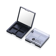 New Products Square Eyeshadow Case Hot Sale Makeup Cosmetic Eyeshadow Case Palette