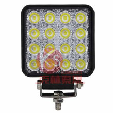48W luz de trabalho LED de alta qualidade, 2 anos de garantia
