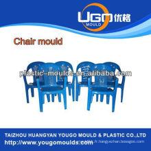 Moule à chaise en plastique Chine fournisseur et injection de moulage de chaise
