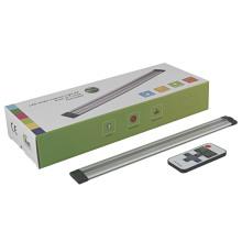 Sensor de movimiento LED debajo de la luz del gabinete con CE RoHS para la cocina