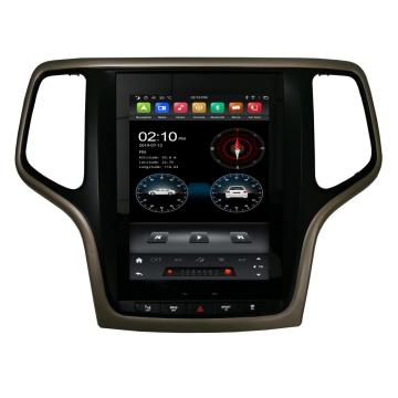 Tesla Car Radio For Jeep Grand Cherokee 2012-2018