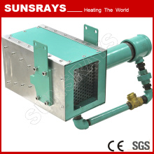 Новый тип промышленного воздухе горелки для обработки поверхности металлов сушки