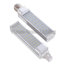 52PC 2835SMD 11W G24 E27 LED Pl Ampoule