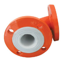 Industrial Grade Elbow of Lining Plastic