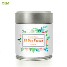 Meistverkaufte Produkte Detox Matcha Tee Heißer Verkauf auf Japanisch
