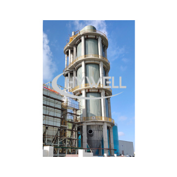 Keluli tahan karat Vitamin Granule Pressure Spray Dryer